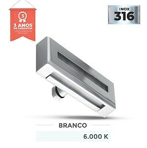 REFLETOR PARA PISCINA INFINITY RGB - 20 W - 6.000K BRANCO