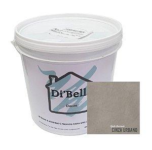 Tinta Cimento queimado - Cinza Urbano - 5kg - 3,6l