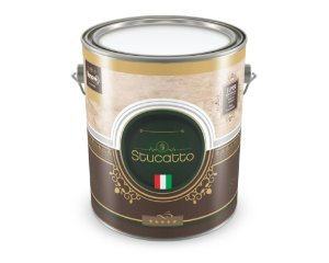 Textura Premium Stucatto Efeito Aço Corten - (Primer + corten + reagente)