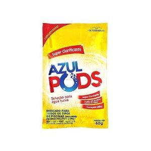 Super Floculante para Piscinas - Azulpods - 50 ML