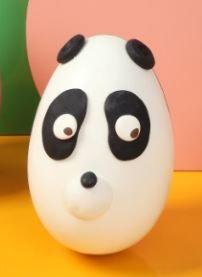 Ovo de Páscoa Teddy Panda