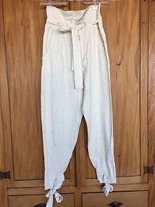 Calça amarração (36) - Dress.to