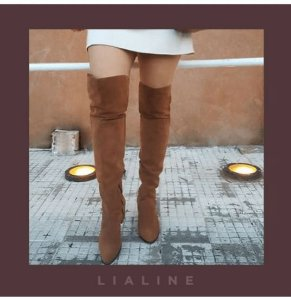 Bota over the knee (36) - Lialine NOVA