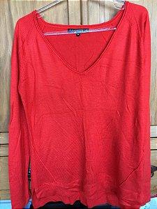 Blusa tricot (M) - Shoulder