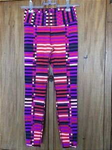 Legging colorida (M) - Nike