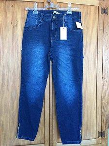 Calça Jeans moletinho (40) - Anna Morena NOVA
