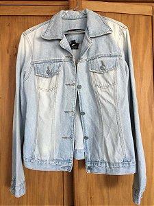 Jaqueta jeans (G) - Contatos