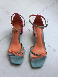 Sandália color (37) - Amaro