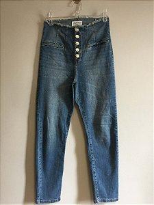Calça jeans (40) - Amaro NOVA