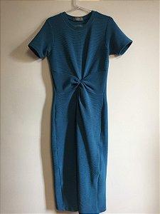 Vestido midi (P) - Mabit NOVO