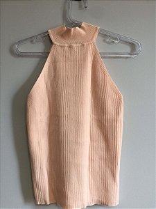 Regata tricot gola alta (M) - ZARA NOVA
