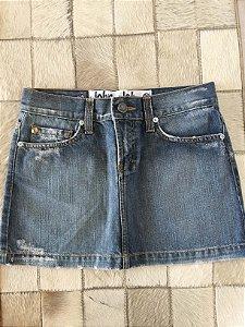 Saia jeans (36) - John John