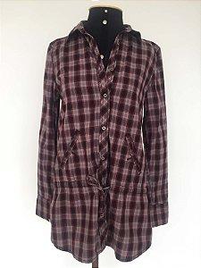 Camisa xadrez (P)