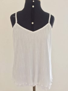 Camiseta branca (M)