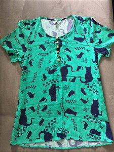 Blusa estampa gatos (40)