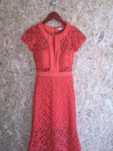 Vestido renda (36) - Iorane