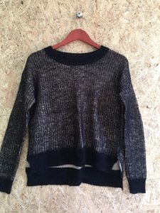 Blusa lã (P) - Canal