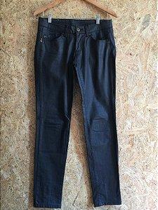 Calça black encerada (38) - Element