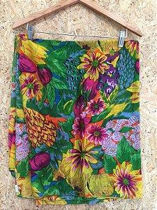 Canga estampas floral (U)