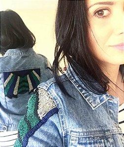 Jaqueta jeans (M) - Joulik para C&A