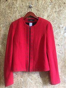 Casaco vermelho (G) - Zara