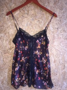 Camiseta estampas (P) miss calla