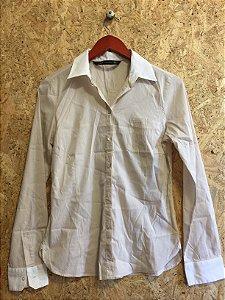 Camisa listras (M) - Zara