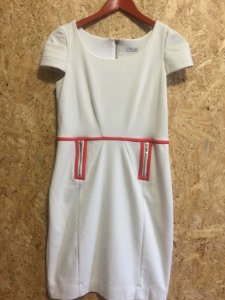 Vestido off white (P) - Folic
