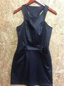 Vestido cetim (P) - Choupper