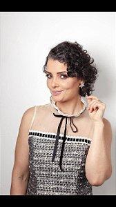 Vestido tweed  (40) - LN