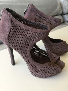 Peep toe couro (34) - My Shoes