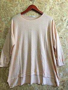 Blusa linha manga 7/8 (M) - Uterque