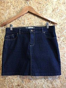Saia jeans (M) - Zara