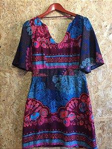 Vestido cores (P) - K9