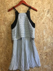Vestido listras P&B (38) - Shoulder