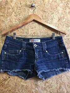 Short jeans cintura baixa (40)