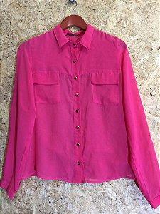 Camisa rosa (P)