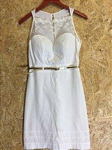 Vestido off White (P)
