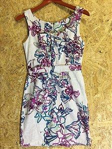 Vestido flores (M) - Brix