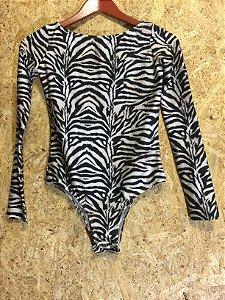 Body zebra (M) - Doux
