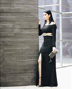 Vestido fivela (38) - Regina Salomão