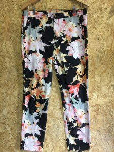 Calça estampada (40) - Zara