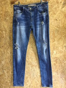 Calça jeans premium (40) - Zara