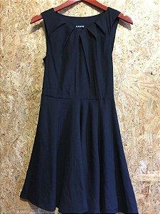 Vestido preto (P) - Express
