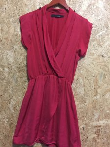Vestido cereja (P) - Dress.to
