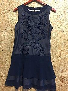 Vestido azul (P) - + Rimix