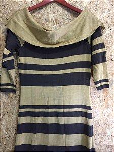 Vestido tricot  (G) - Doce de Coco NOVO
