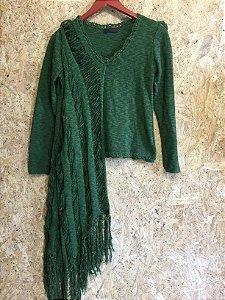 Blusa tricot (U) - K9