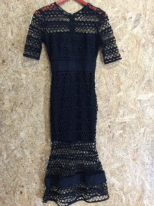 Vestido preto (36) - Iorane