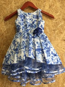 Vestido infantil festa  (2 anos) - Upiá